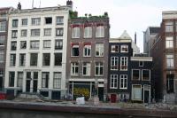 Häuser an den Grachten