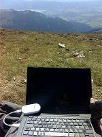 Gipfel bloggen