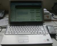 Dell M1330 - HTC Kaiser