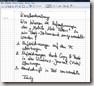 Import in Windows-Journal durch Copy&Paste