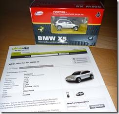 BMW X5 - gewonnen