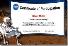 Schieß mich auf den Mars