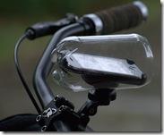 iPhone - wasserfeste Fahrradhalterung
