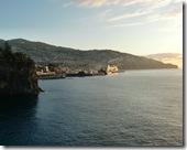 Funchal bei Sonnenaufgang