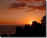 Sonnenuntergang auf Madeira