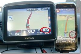 TomTom Live vs. Navigon Mobile Navigator