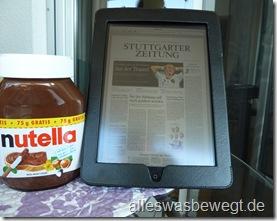 Stuttgarter Zeitung lesen mit dem iPad