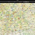 Bilder auf der Karte