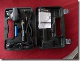 Inhalt des Koffers